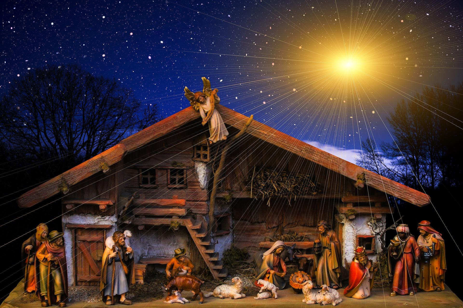 Życzenia na Boże Narodzenie i Nowy Rok